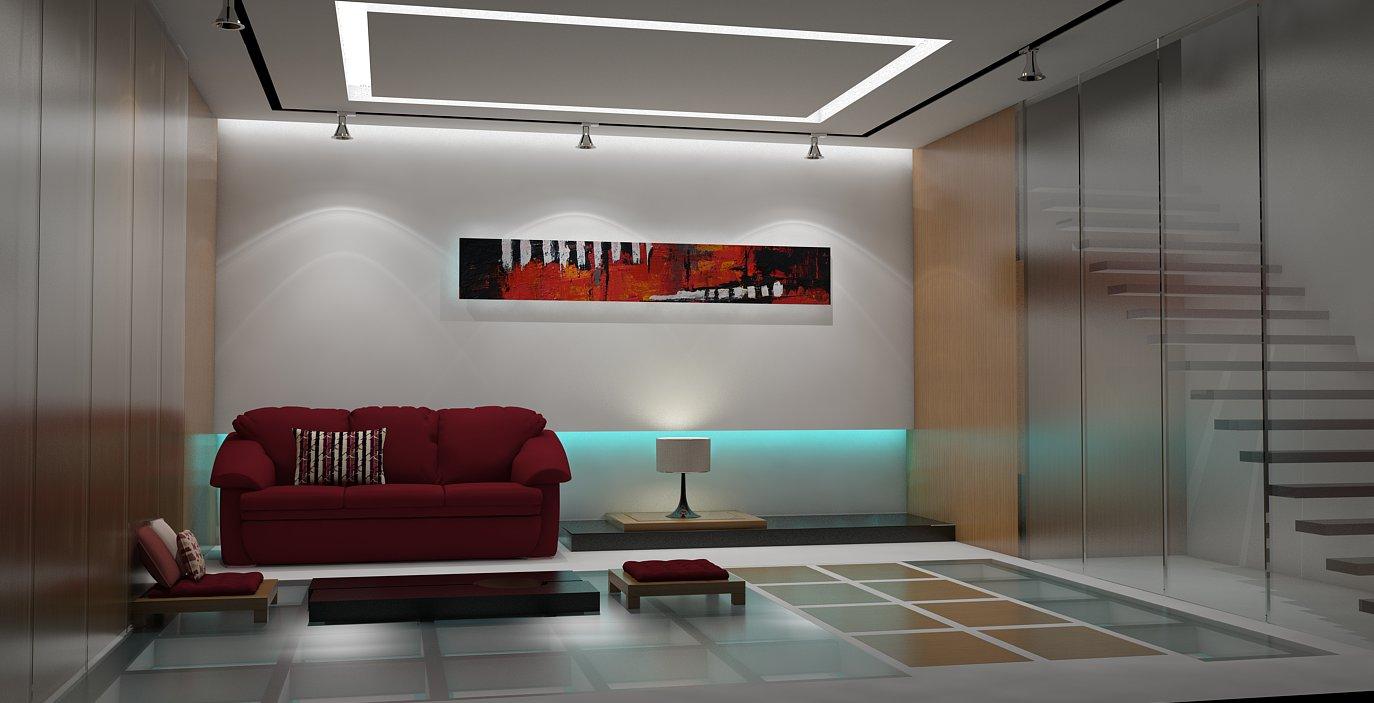 Posted ... & nomeradona ...: wip Vray SketchUp living room